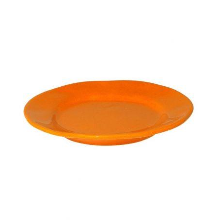 ontbijtbord oranje 302A4