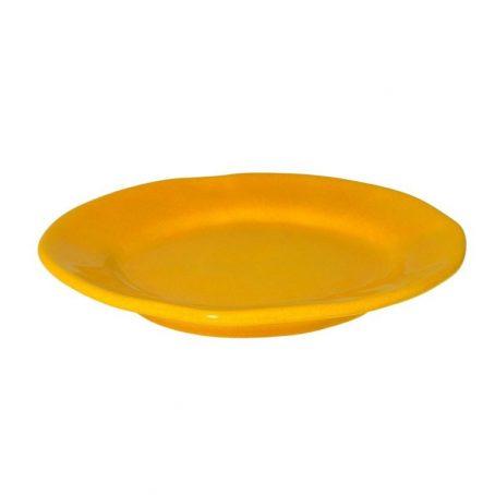 Ontbijtbord geel 302G4
