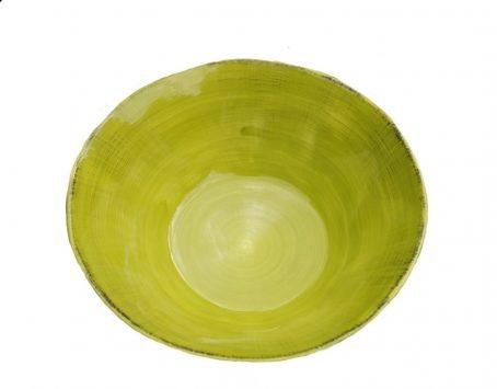 Saladeschaal MammaRo groen