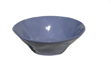 Salade schaal MammaRo blauw